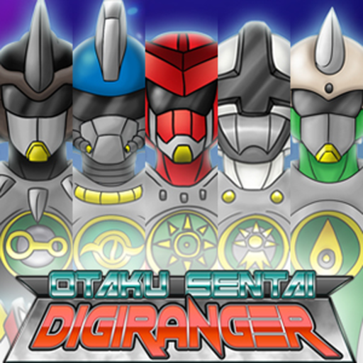 Podcast – Otaku Sentai Digiranger